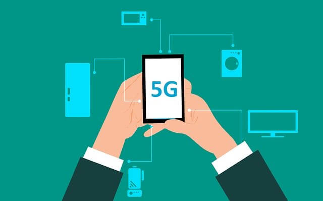 5G Mobilfunknetzwerk