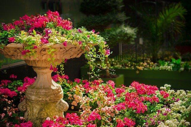 Gartentypen